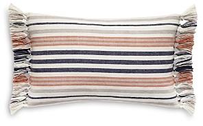 Splendid Yarn Dyed Oblong Decorative Pillow, 12 x 20