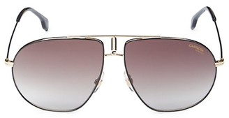 Carrera Bound 60MM Aviator Sunglasses