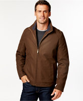 London Fog Men's Big and Tall Oxford Hipster Jacket