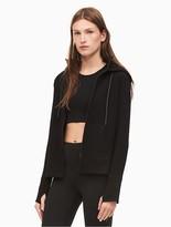 Calvin Klein Performance Hooded Zip Jacket