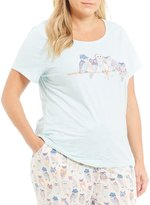 Sleep Sense Plus Funny Owls Sleep Top