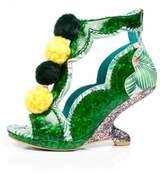 Irregular Choice Tropical Green Heel