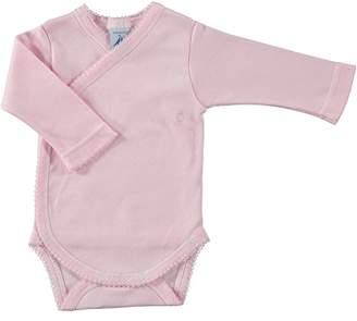 Babidu Baby-Unisex's Body Cruzado Basico Interlock Bodysuit