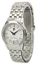 Pierre Cardin Troca Stainless Steel Silver Women Watch.