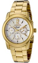 Invicta Women's 0465 Angel Collection 18k Gold-Plated Stainless Steel Watch