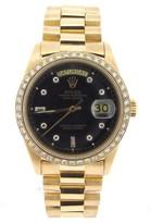 Rolex Day-Date President 18038 18K Yellow Watch 36mm