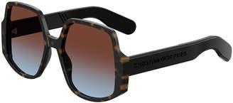 Christian Dior DiorInsideOut1 Square Acetate Sunglasses