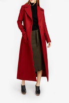ADAM by Adam Lippes Structured Single-Breasted Coat