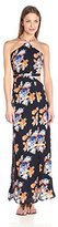 Glamorous Women's Floral Maxi Dress