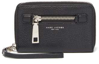 Marc Jacobs Gotham Leather Phone Wallet