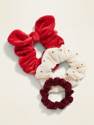 Old Navy Multi-Scrunchie 3-Pack for Girls