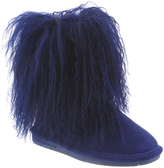 BearPaw Cobalt Blue Boo Boot - Girls