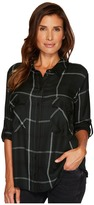 Sanctuary Boyfriend Shirt Women's Clothing