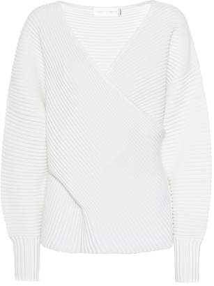 Victoria Victoria Beckham Ribbed wool sweater