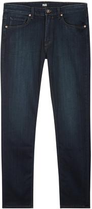 Paige Lennox Blue Slim-leg Jeans
