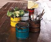 Napa Style Tabletop Vintage Buckets