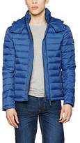 Superdry Men's Fuji Double Zip Hood Sports Jacket