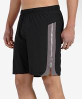 MPG Black & Boulder Physique Shorts - Men's Regular
