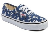 Vans Toddler X Peanuts Authentic Sneaker