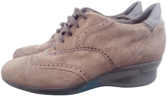 Fratelli Rossetti Brown Leather Lace ups