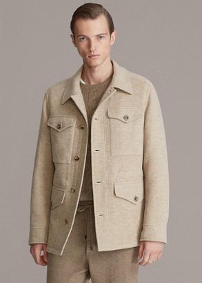 Ralph Lauren Mapleton Merino Field Jacket