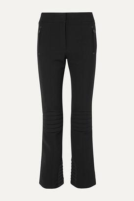 MONCLER GRENOBLE Stretch-twill Ski Pants - Black