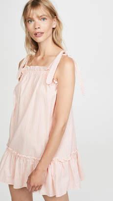 The Fifth Label Savannah Stripe Mini Dress