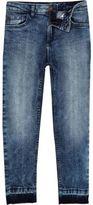 River Island Boys blue acid wash Dylan slim fit jeans