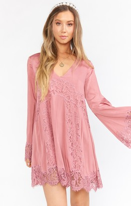 Show Me Your Mumu Carrie Flare Mini Dress