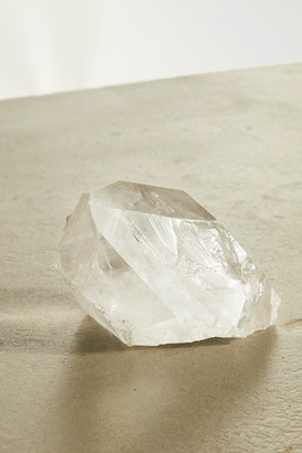 JIA JIA Crystal Quartz Point - Clear