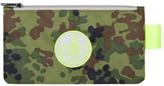 Leéons de choses Camouflage Flat Pencil Case
