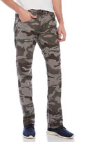 True Religion Straight Camouflage Pants