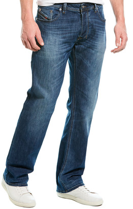 Diesel Larkee Medium Wash Straight Leg