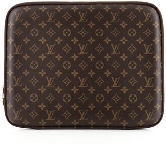 Louis Vuitton Laptop Sleeve Monogram Canvas 15