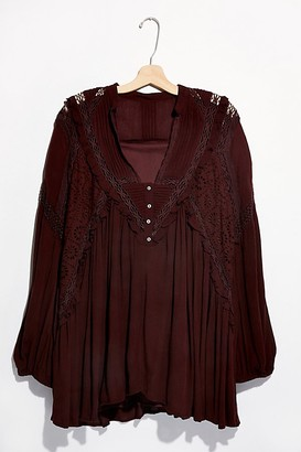 Free People Light Heart Mini Dress