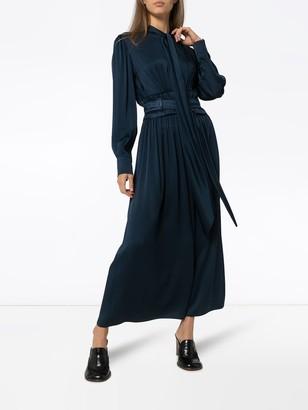 Sies Marjan Faye belted midi dress