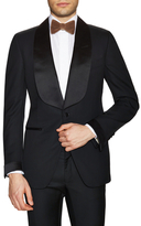Tom Ford Wool Shawl Lapel Tuxedo Jacket