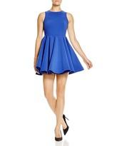 Aq/Aq Robyn Fit and Flare Mini Dress