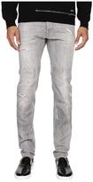 DSQUARED2 Five-Pocket Cool Guy Jeans in Grey Men's Jeans