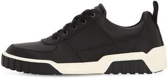 Diesel Leather Sneakers