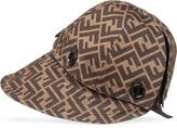 Fendi FF motif adjustable brim hat