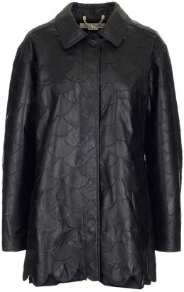 Golden Goose Petal Work Jacket