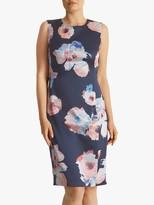 Fenn Wright Manson Berenie Ink Print Dress, Multi