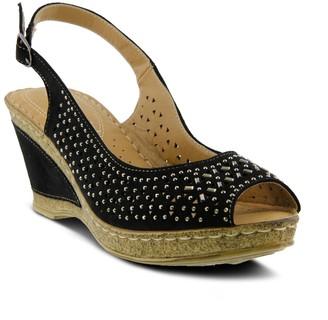 Patrizia Nirada Women's Slingback Wedge Sandals