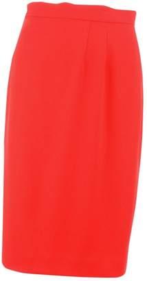 Pierre Balmain \N Red Skirt for Women Vintage