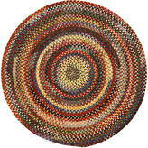 Capel Inc. Capel Eaton Reversible Braided Round Rug