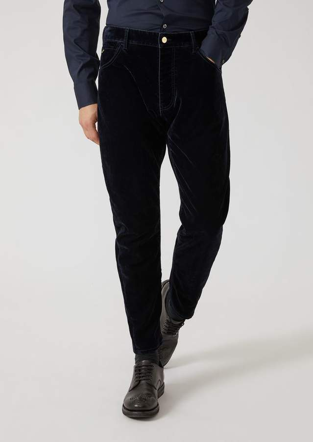 Emporio Armani Loose Jeans