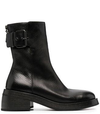 Marsèll Buckle Ankle Boots