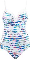 Sunseeker Plus cup plunge swimsuit