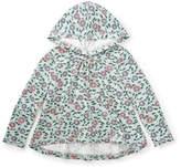 Tea Collection Chikyu Hoodie (Toddler, Little Girls, & Big Girls)